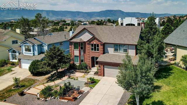 15410 Holbein Drive, Colorado Springs, CO 80921 (#6912303) :: Action Team Realty