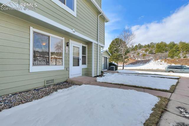 2658 Hearthwood Lane, Colorado Springs, CO 80917 (#6913051) :: The Gold Medal Team with RE/MAX Properties, Inc
