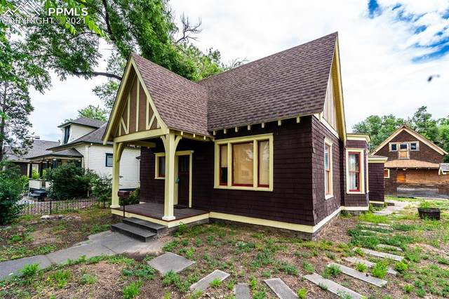 1415 S Tejon Street, Colorado Springs, CO 80905 (#6914208) :: The Gold Medal Team with RE/MAX Properties, Inc