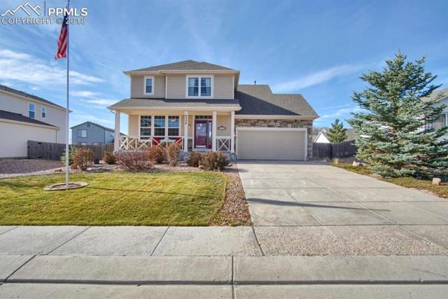 9334 Morfontaine Drive, Peyton, CO 80831 (#6916116) :: Harling Real Estate