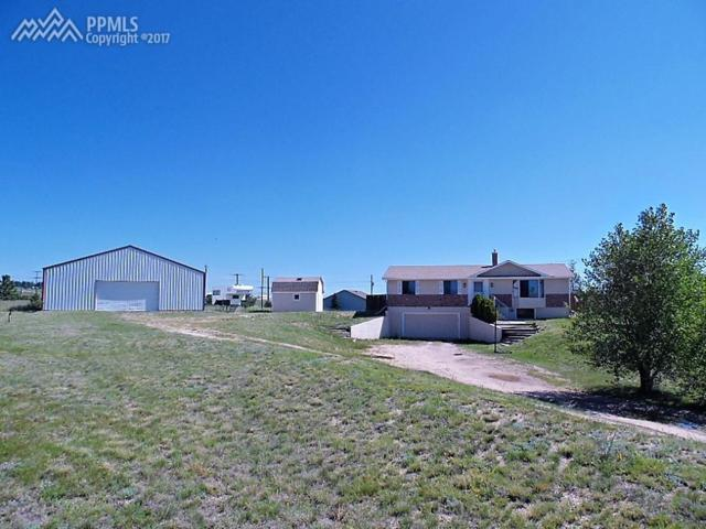 10835 Arrowgrass Loop, Peyton, CO 80831 (#6922469) :: The Treasure Davis Team