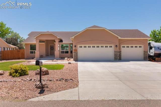 318 W Venturi Drive, Pueblo West, CO 81007 (#6928852) :: Springs Home Team @ Keller Williams Partners