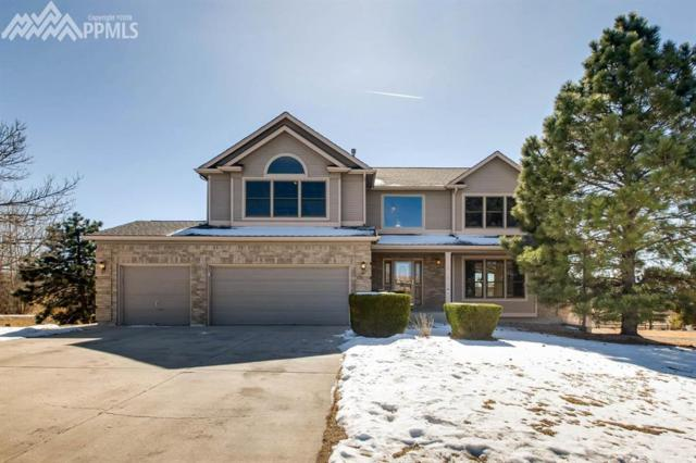 15295 Jessie Drive, Colorado Springs, CO 80921 (#6929230) :: The Treasure Davis Team