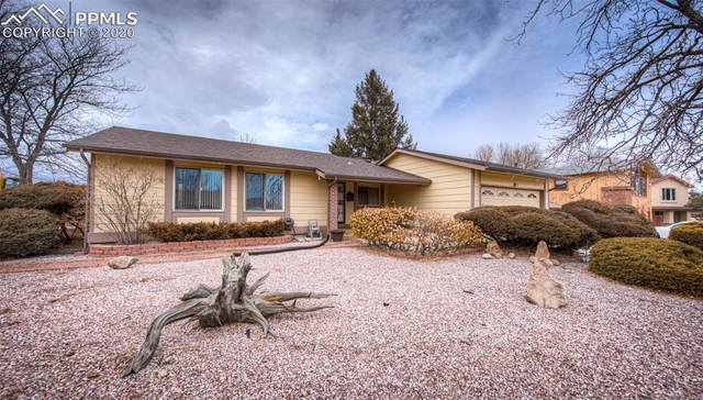 510 Red Cliff Road, Colorado Springs, CO 80906 (#6931427) :: Jason Daniels & Associates at RE/MAX Millennium