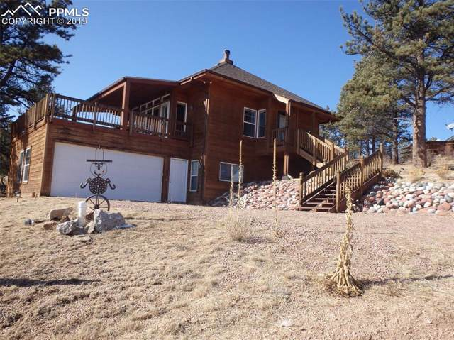 867 Midland Court, Lake George, CO 80827 (#6933288) :: The Kibler Group