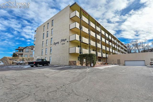 777 Saturn Drive #305, Colorado Springs, CO 80905 (#6933715) :: Fisk Team, RE/MAX Properties, Inc.