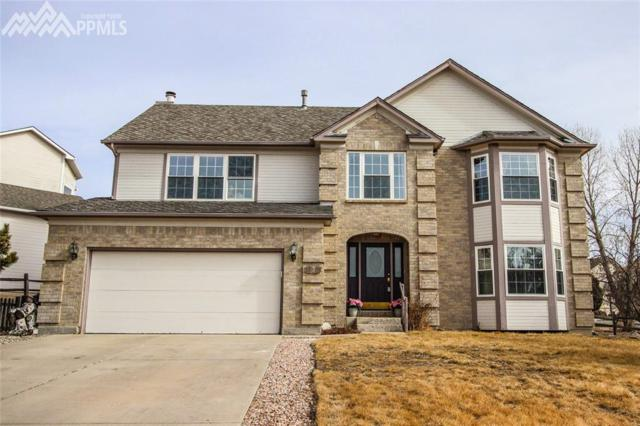 15325 Sostrin Lane, Colorado Springs, CO 80921 (#6934324) :: The Treasure Davis Team