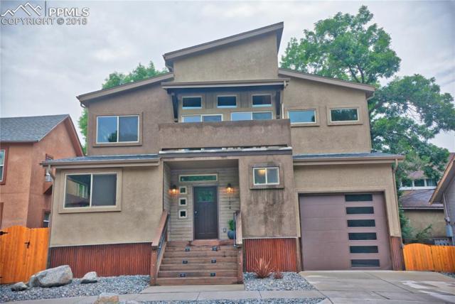 124 N Corona Street, Colorado Springs, CO 80903 (#6935387) :: Colorado Home Finder Realty