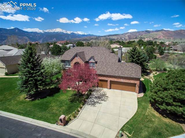3840 Brushland Court, Colorado Springs, CO 80904 (#6937394) :: The Hunstiger Team