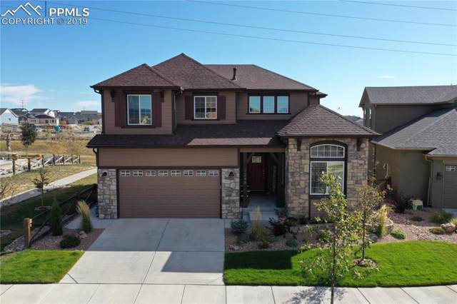 7248 Jagged Rock Circle, Colorado Springs, CO 80927 (#6940578) :: Tommy Daly Home Team