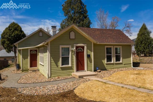 126 S Institute Street, Colorado Springs, CO 80903 (#6943986) :: RE/MAX Advantage