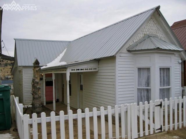 212 S Second Street, Victor, CO 80860 (#6950101) :: 8z Real Estate