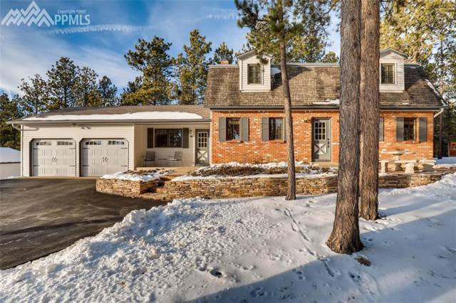 300 Sunnywood Lane, Woodland Park, CO 80863 (#6953478) :: 8z Real Estate