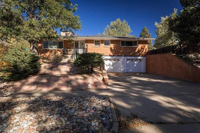 2318 Oriole Avenue, Colorado Springs, CO 80909 (#6955030) :: Venterra Real Estate LLC