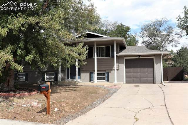618 Empress Circle, Colorado Springs, CO 80911 (#6957272) :: Tommy Daly Home Team