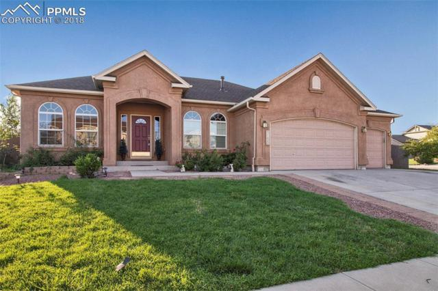 3130 Poughkeepsie Drive, Colorado Springs, CO 80916 (#6957330) :: The Treasure Davis Team