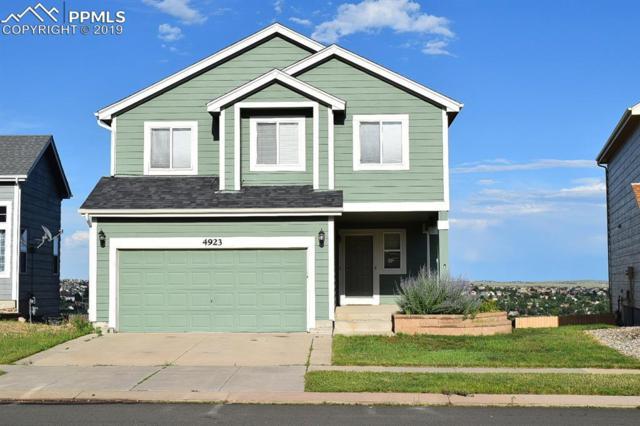 4923 Laredo Ridge Drive, Colorado Springs, CO 80922 (#6957883) :: CC Signature Group