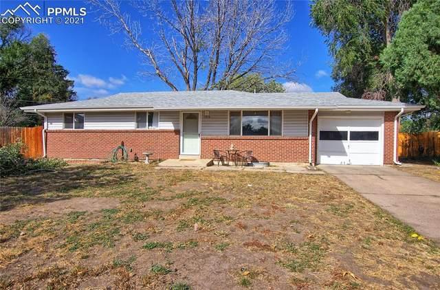 1310 Fosdick Circle, Colorado Springs, CO 80909 (#6959035) :: The Kibler Group