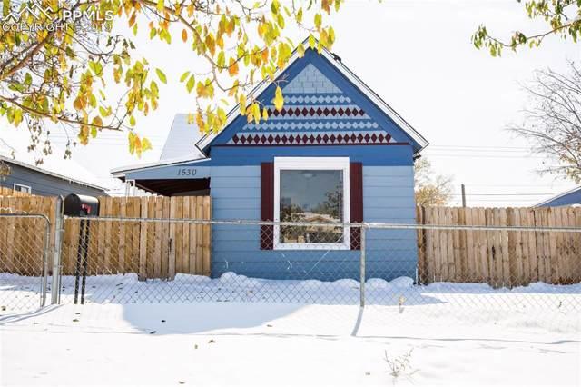 1530 W 18th Street, Pueblo, CO 81003 (#6959539) :: The Kibler Group