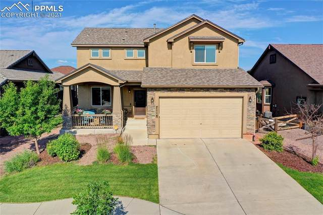 7114 Lindquist Court, Colorado Springs, CO 80927 (#6959541) :: Tommy Daly Home Team