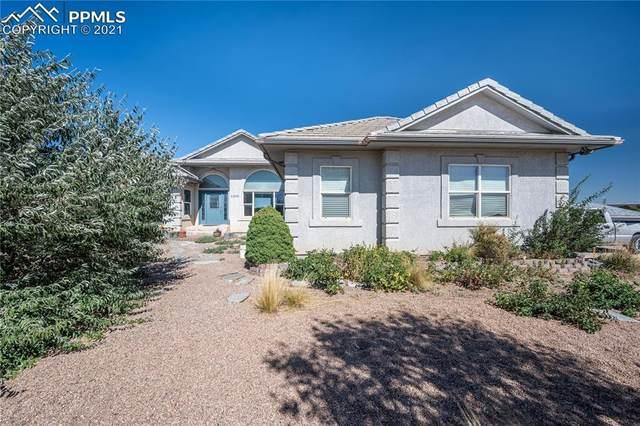 1200 S Calle Arroyito Drive, Pueblo West, CO 81007 (#6959760) :: The Kibler Group