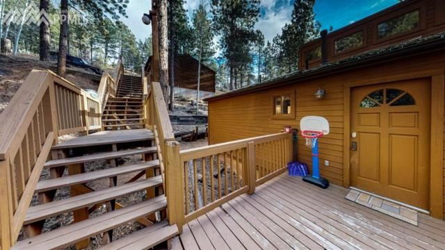 1050 Kings Crown Road, Woodland Park, CO 80863 (#6960160) :: Colorado Home Finder Realty