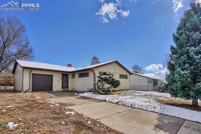 1005 Evergreen Drive, Colorado Springs, CO 80911 (#6963324) :: Venterra Real Estate LLC
