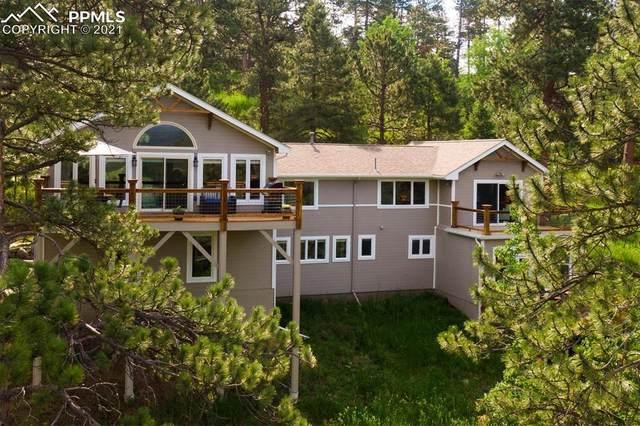 7633 Gartner Road, Evergreen, CO 80439 (#6964281) :: Venterra Real Estate LLC