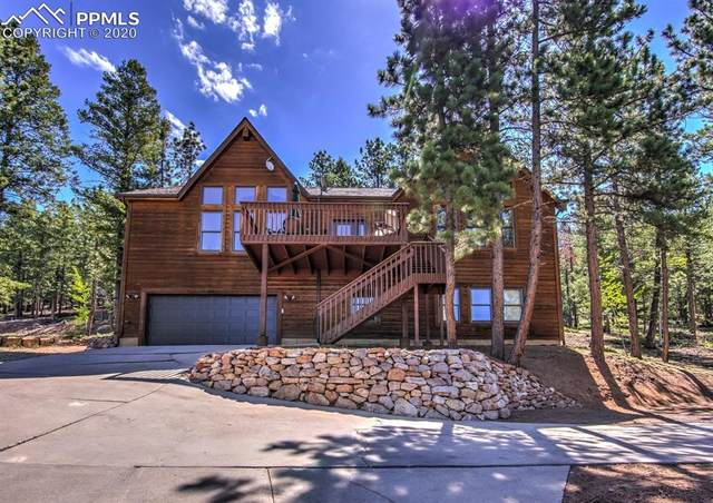 1321 Forest Edge Road, Woodland Park, CO 80863 (#6964523) :: Tommy Daly Home Team
