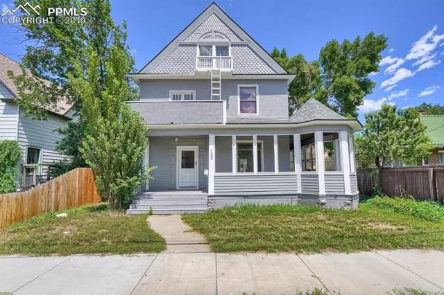 122 E Uintah Street, Colorado Springs, CO 80903 (#6965515) :: The Kibler Group