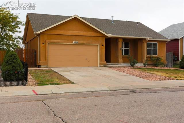 6885 Ancestra Drive, Fountain, CO 80817 (#6967139) :: The Kibler Group