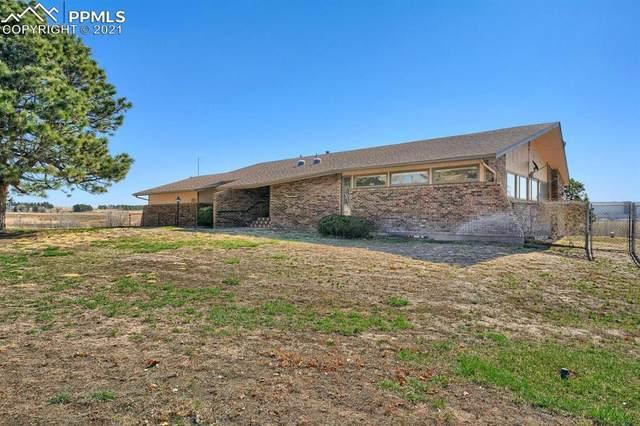 3815 Cresta Loma Place, Colorado Springs, CO 80911 (#6968041) :: The Kibler Group
