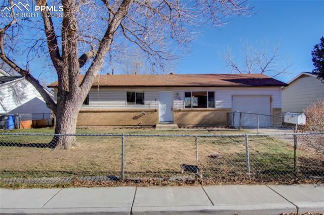 1511 Chadwick Drive, Colorado Springs, CO 80906 (#6969675) :: The Daniels Team