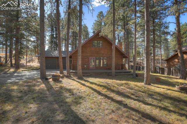 567 W Lovell Gulch Road, Woodland Park, CO 80863 (#6972368) :: The Gold Medal Team with RE/MAX Properties, Inc