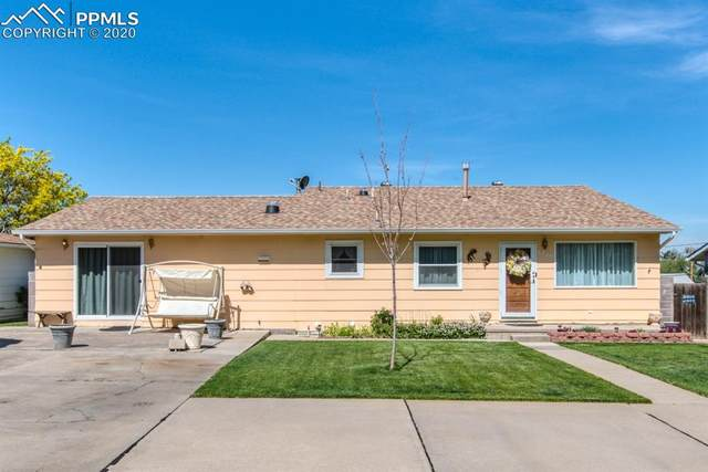 1216 Cimarron Avenue, La Junta, CO 81050 (#6973523) :: The Kibler Group
