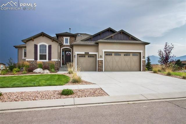13738 Rivercrest Circle, Colorado Springs, CO 80921 (#6975450) :: The Hunstiger Team