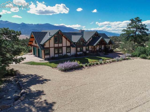 200 Pheasant Loop, Westcliffe, CO 81252 (#6976028) :: Fisk Team, RE/MAX Properties, Inc.