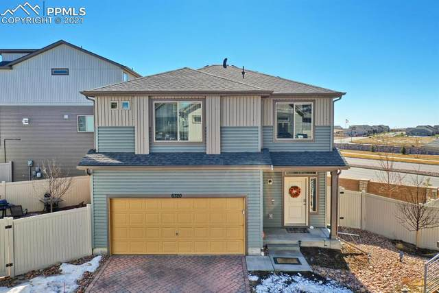 6320 John Muir Trail, Colorado Springs, CO 80927 (#6978545) :: Realty ONE Group Five Star