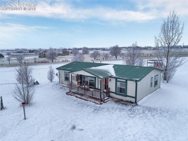 19345 Oasis Avenue, Peyton, CO 80831 (#6978665) :: The Treasure Davis Team
