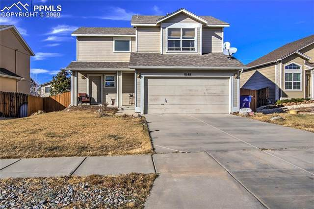8148 Postrock Drive, Colorado Springs, CO 80951 (#6979463) :: Action Team Realty