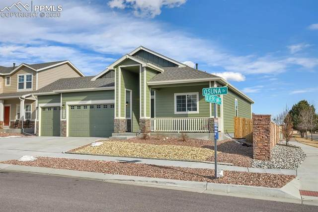 3277 Osuna Drive, Colorado Springs, CO 80916 (#6979558) :: Action Team Realty