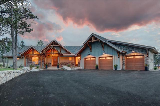 6955 White Fir Lane, Colorado Springs, CO 80908 (#6979744) :: Tommy Daly Home Team