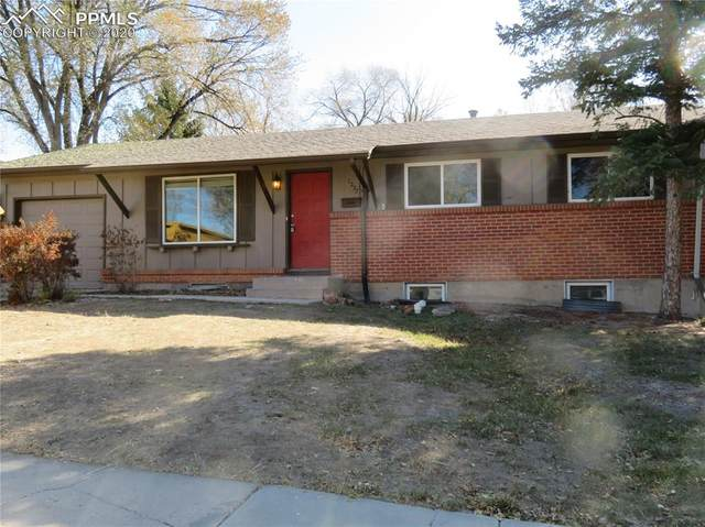 1227 Royale Drive, Colorado Springs, CO 80910 (#6980735) :: 8z Real Estate