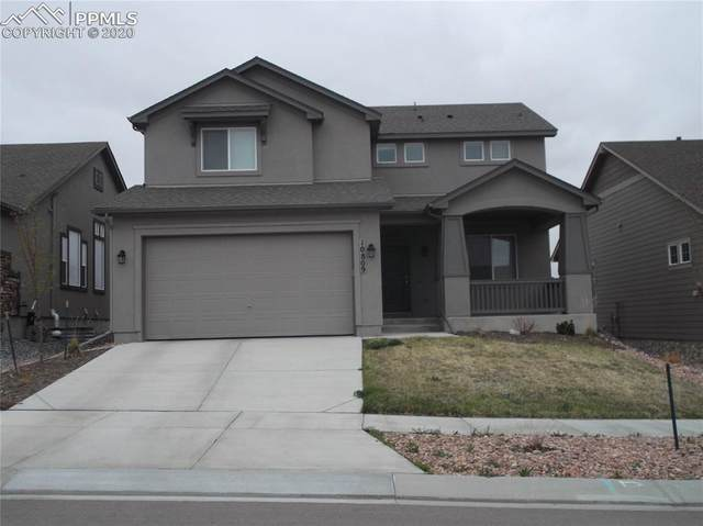 10809 Warm Sunshine Drive, Colorado Springs, CO 80908 (#6981736) :: Fisk Team, RE/MAX Properties, Inc.
