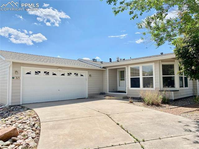 7615 Grizzly Bear Point, Colorado Springs, CO 80922 (#6982209) :: The Treasure Davis Team