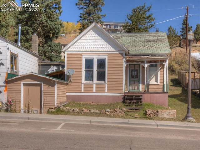 611 Victor Avenue, Victor, CO 80860 (#6982504) :: The Kibler Group