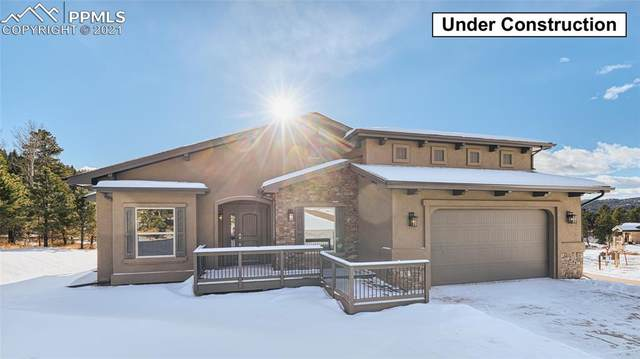 1105 Highlands Court, Woodland Park, CO 80863 (#6985946) :: The Gold Medal Team with RE/MAX Properties, Inc