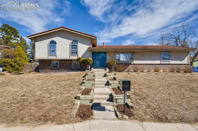 3050 Teardrop Circle, Colorado Springs, CO 80917 (#6987669) :: The Treasure Davis Team