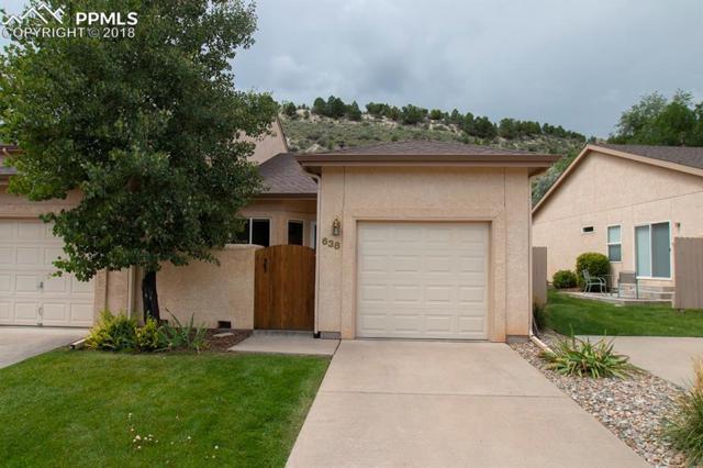 638 Echo Lane, Colorado Springs, CO 80904 (#6990952) :: Jason Daniels & Associates at RE/MAX Millennium