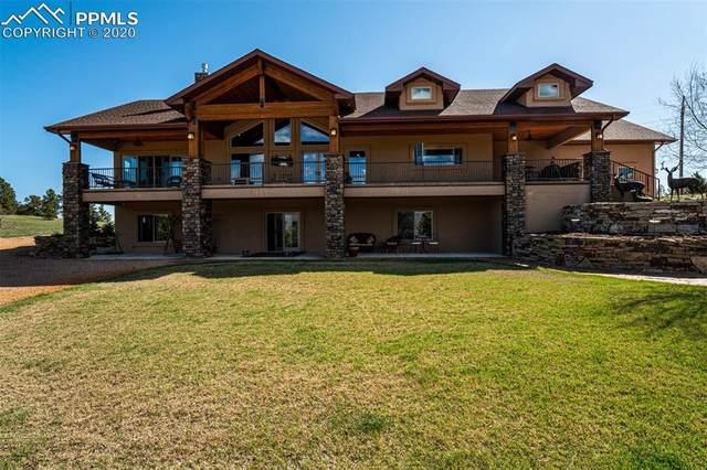 10025 Kit Carson Lane, Colorado Springs, CO 80920 (#6991115) :: The Kibler Group